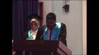 Hüsnü AKSU'nun mezuniyet'e okuduğu kürtçe şiir