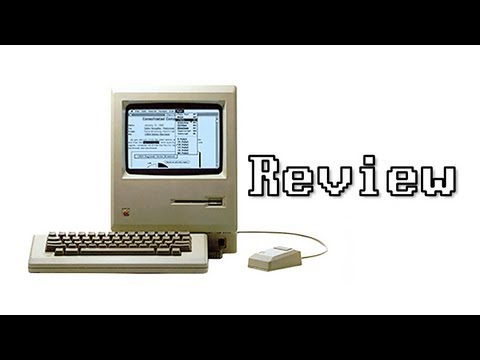 LGR - Macintosh 128k Vintage Computer Review