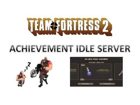 TF2 Achievement Idle Server