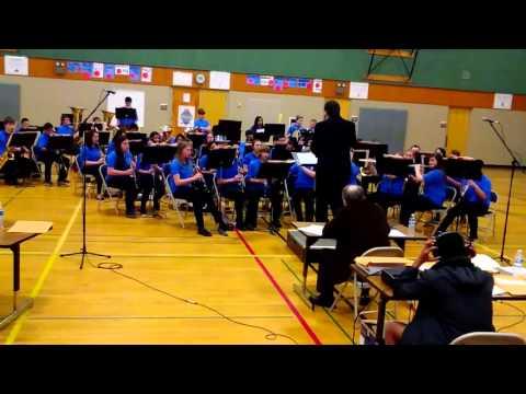 Centralia Middle School Symphonic Band 2