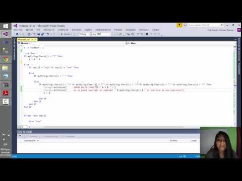 Flex. Desarrollo de un analizador léxico usando Flex | | UPVиз YouTube · Длительность: 8 мин30 с