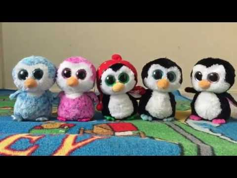Beanie Boo Vines And StopMotions | Cody's Beanie Boos