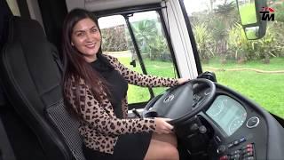 Cruz del Sur y BYD presentan Buses Eléctricos en Perú