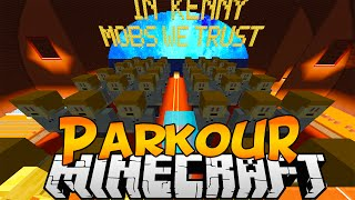 "CUSTOM PARKOUR #1 ""INSIDE THE MIND OF KENNY MOB!"" w/KenWorth and PrestonPlayz"