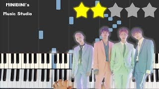 Welcome to the MINIBINI's Easy Piano ♪ Please SUBSCRIBE + LIKE ♡ & ...