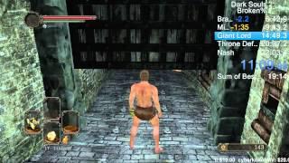 Dark Souls II Any% Speedrun in 20:14