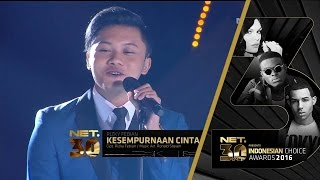 Video Rizky Febian - Kesempurnaan Cinta on NET 3.0 download MP3, 3GP, MP4, WEBM, AVI, FLV Juli 2018