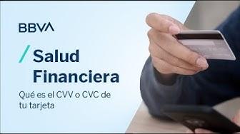 Descubre qué es el CVV o CVC de las tarjetas de crédito o débito
