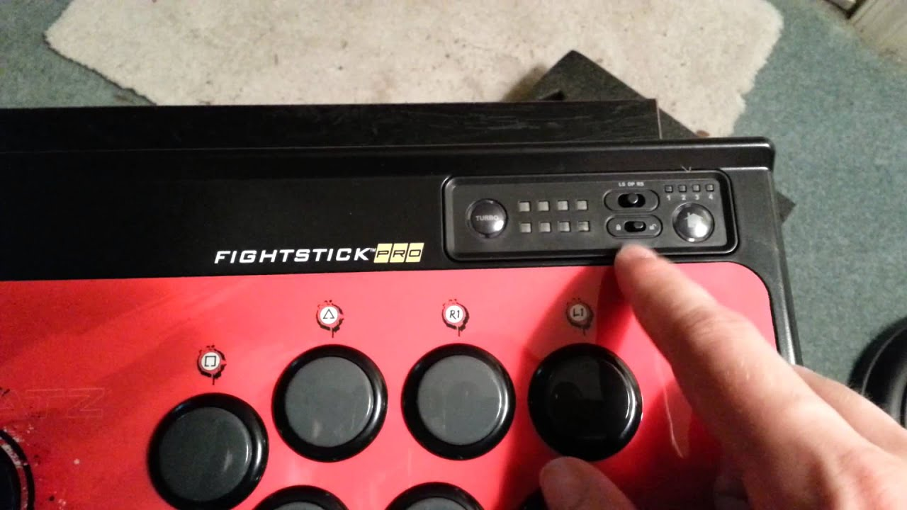 MADCATZ FIGHTSTICK PRO PC DRIVERS DOWNLOAD (2019)