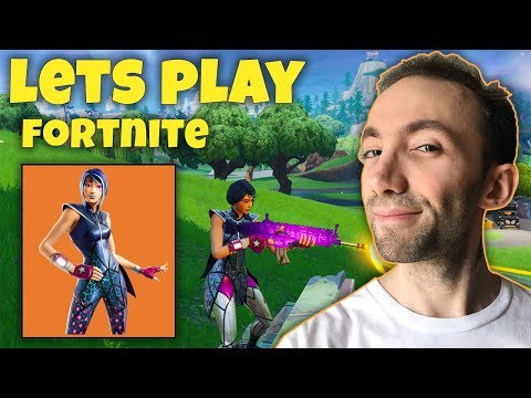 Lets Play Fortnite - دو نفره رفتیم این دست فورتنایت
