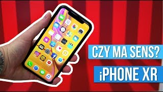 iPhone XR - Recenzja bardzo DZIWNEGO iPhone / Mobileo [PL]