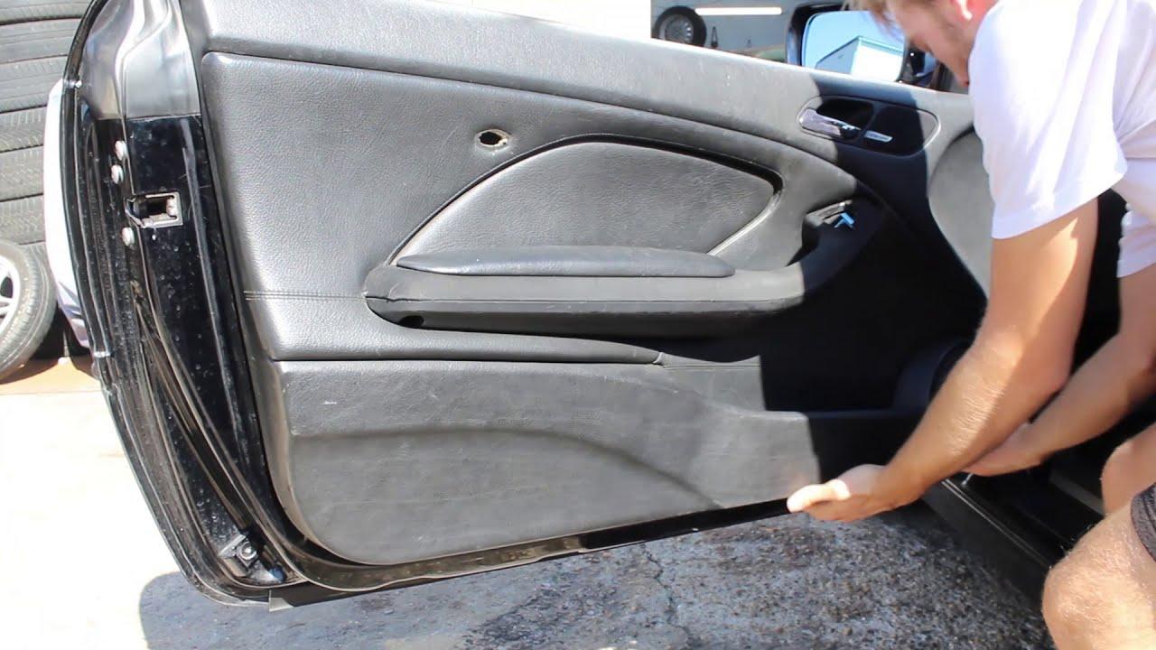 E36 neu bmw beziehen türpappen BMW E36