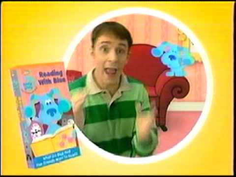 opening to blues clues meets joe 2002 vhs youtube