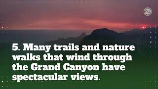 10 Things You Should Know About The Grand Canyon
