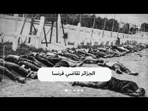 برلمانيون جزائريون يطالبون بإحالة ملف مجازر 8 ماي 45 التي ارتكبتها فرنسا على محكمة الجنايات الدولية