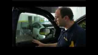 How to remove tint glue by: Tint Pros Window tinting Cleveland Ohio (216) 906-6084