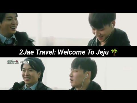 2Jae Travel: Welcome To Jeju [PT/ENG]