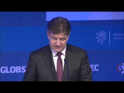 GLOBSEC 2016 Day 1 - Miroslav Lajčák
