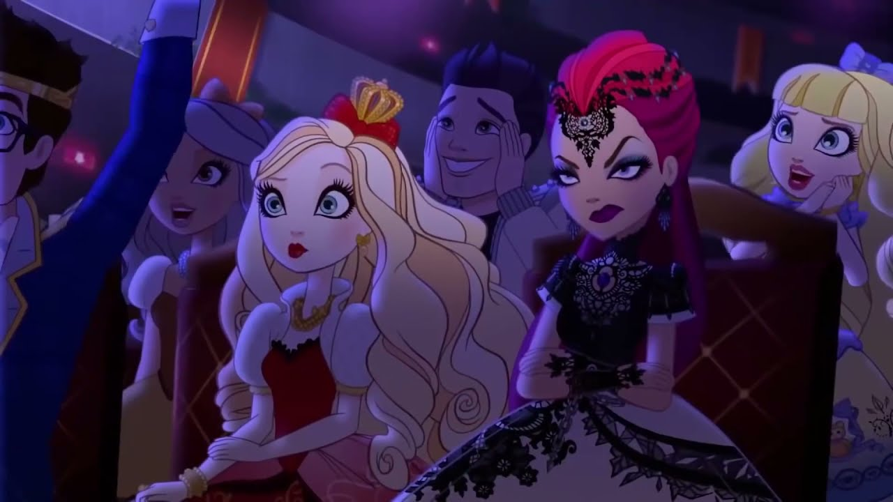 Ever After High | Switching Places | Cartoons for Kids