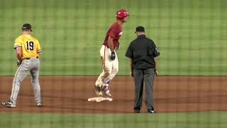 Arkansas vs Wichita State - Baseball Scrimmage Highlights 10-5-18
