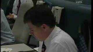 Space Shuttle STS-121 Launch from Mission Control