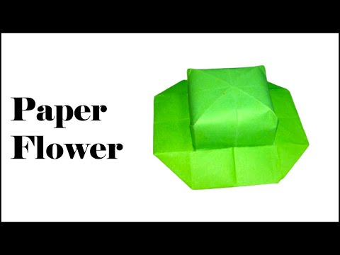 How To Make a Paper Hat - DIY Origami Cap Making Simple & Easy Tutorial Step By Step Folds by STA tv