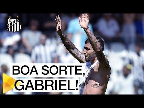 Boa sorte, Gabriel | #MeninoDaVila