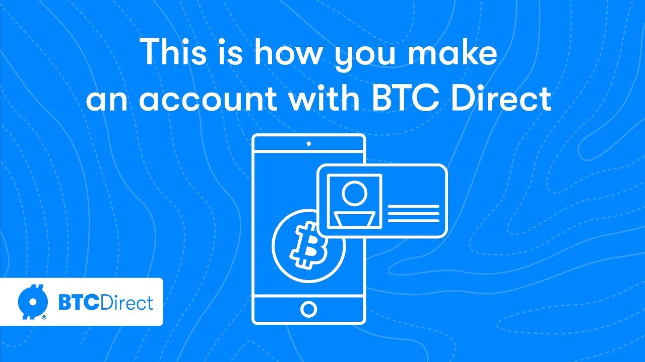 bitcoin direct debit
