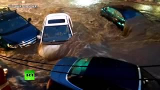 Два человека погибли во время наводнения в американском Элликотт-Сити