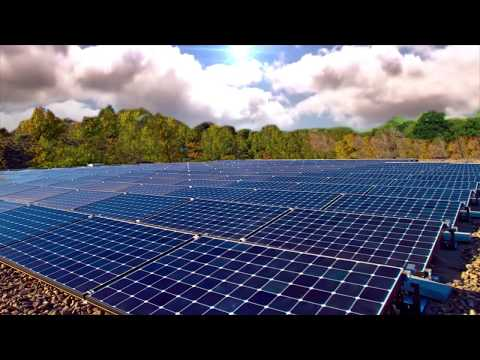 Solar farms: the right time
