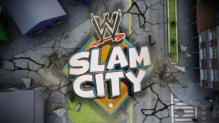 WWE Slam City - Playing now