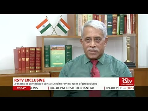 Measures being taken to ensure smooth functioning of Rajya Sabha, says SG Desh Deepak Verma