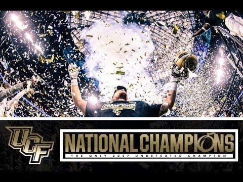 The Legend of the 2017 UCF Knights
