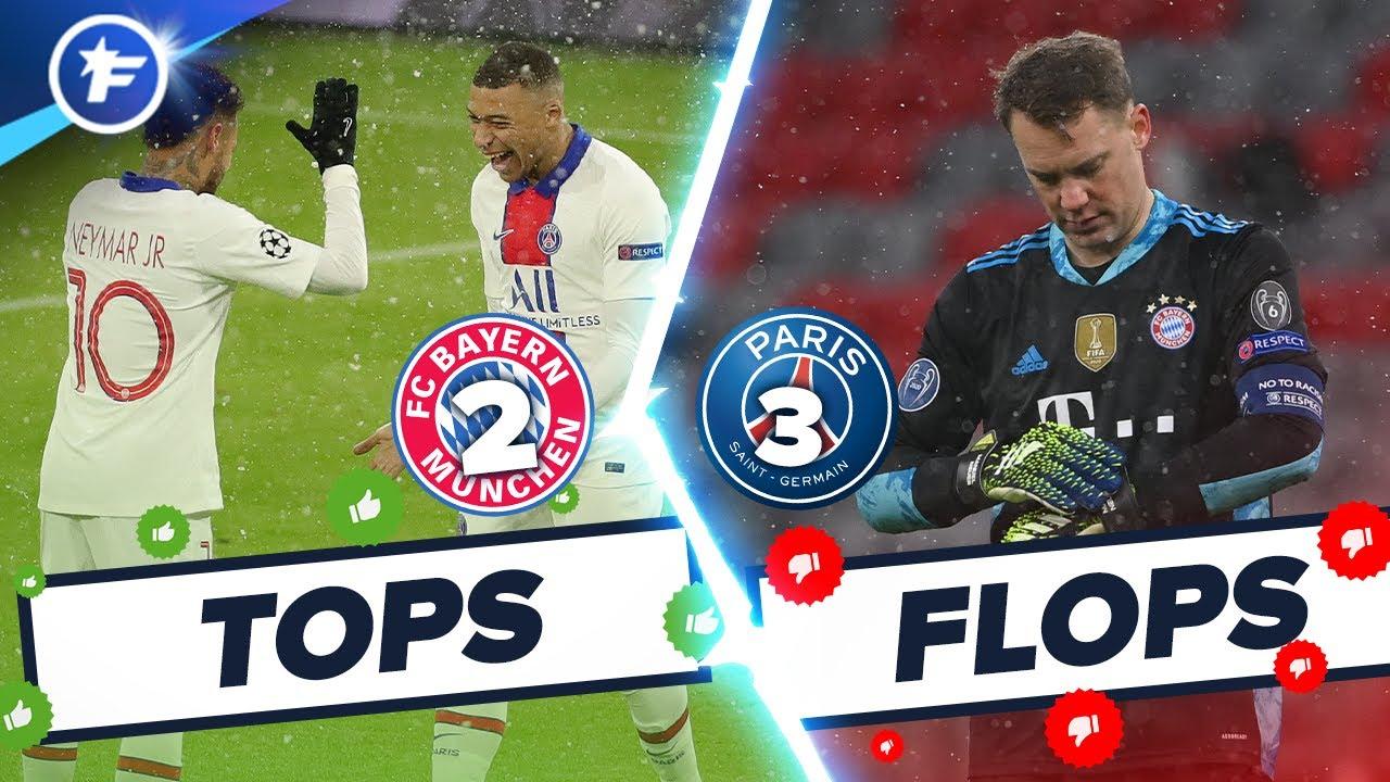 Kylian Mbappe Scores Twice as PSG Tops Bayern Munich in 1st ...