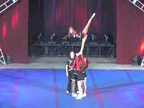 Cheerleading Contest In Daytona Beach