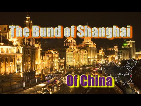 Top 10 tourist attractions in China part8 | The Bund of Shanghai travel video | Beautiful places