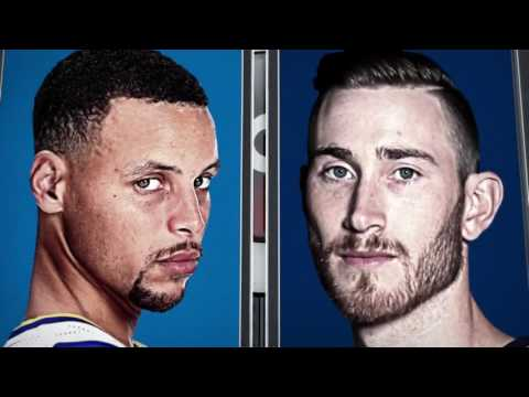 2017 NBA Playoffs   Warriors vs Jazz Game 3   NBA on ABC Intro
