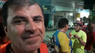 Passeio ciclístico em Tabuleiro do Norte