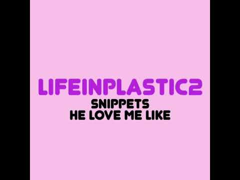 Dreamdoll life in plastic snippet