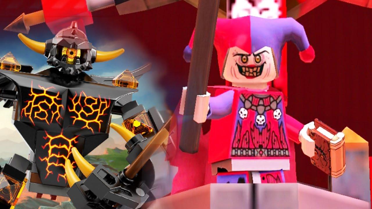 lavalands final boss jestro  lego nexo knights merlok 2