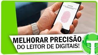 Video Como deixar o LEITOR DE DIGITAIS do celular mais rápido | Melhorar precisão download MP3, 3GP, MP4, WEBM, AVI, FLV Agustus 2018
