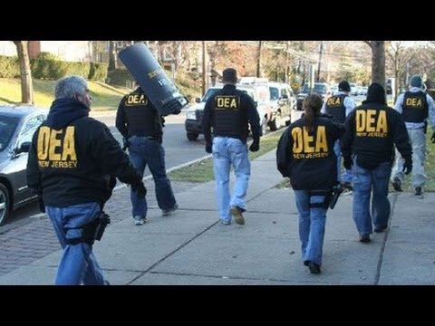 A Domestic Surveillance Scandal at the DEA? Agents Urged to Cover Up Use of NSA Intel in Drug Probes