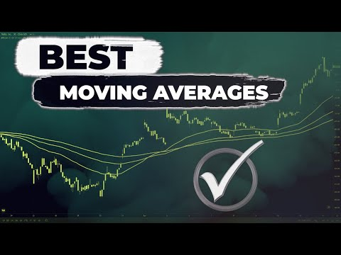 BEST MOVING AVERAGES: This Is What Professionals Use (Crucial To Your Charts)