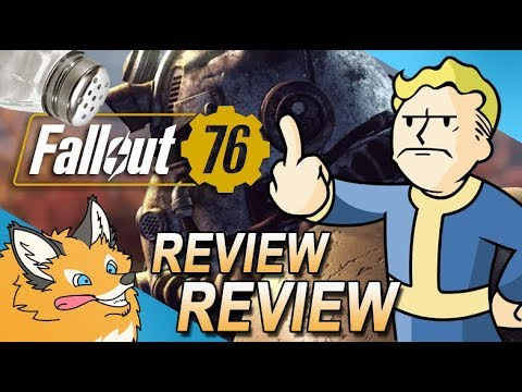 Fallout 76 - Most Salty Review Bombs