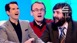 Sean Lock Demonstrates His New Sex Technique | 8 Out of 10 Cats | Sean Best S14