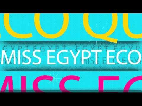MISS EGYPT ECO SHERIHAN SITTIN