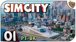 SimCity #01 Coop Apertadinho - Vamos Jogar Gameplay PT-BR