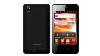 Karbonn A4+ dual SIM Android Smartphone with 1 GHz dual-core processor priced at Rs. 5,299.
