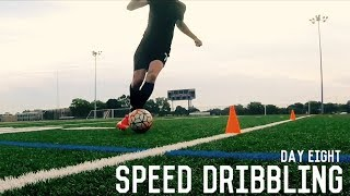 Speed Dribbling and Acceleration Training | The Pre-Preseason Program | Day Eight