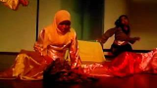 teater kerusi performance by group teater smk mutiara 2007